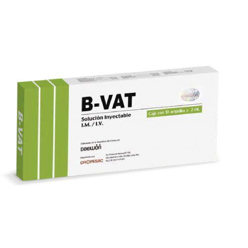 B – VAT