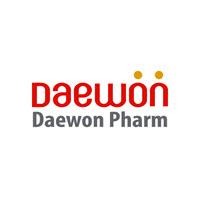 Logo de la empresa farmacéutica Daewon