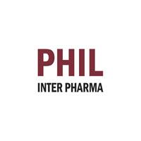 Logo de la empresa farmaceútica Phil Inter Pharma